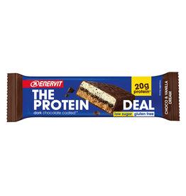 Enervit Protein Deal Bar 55g Choco Vanilla