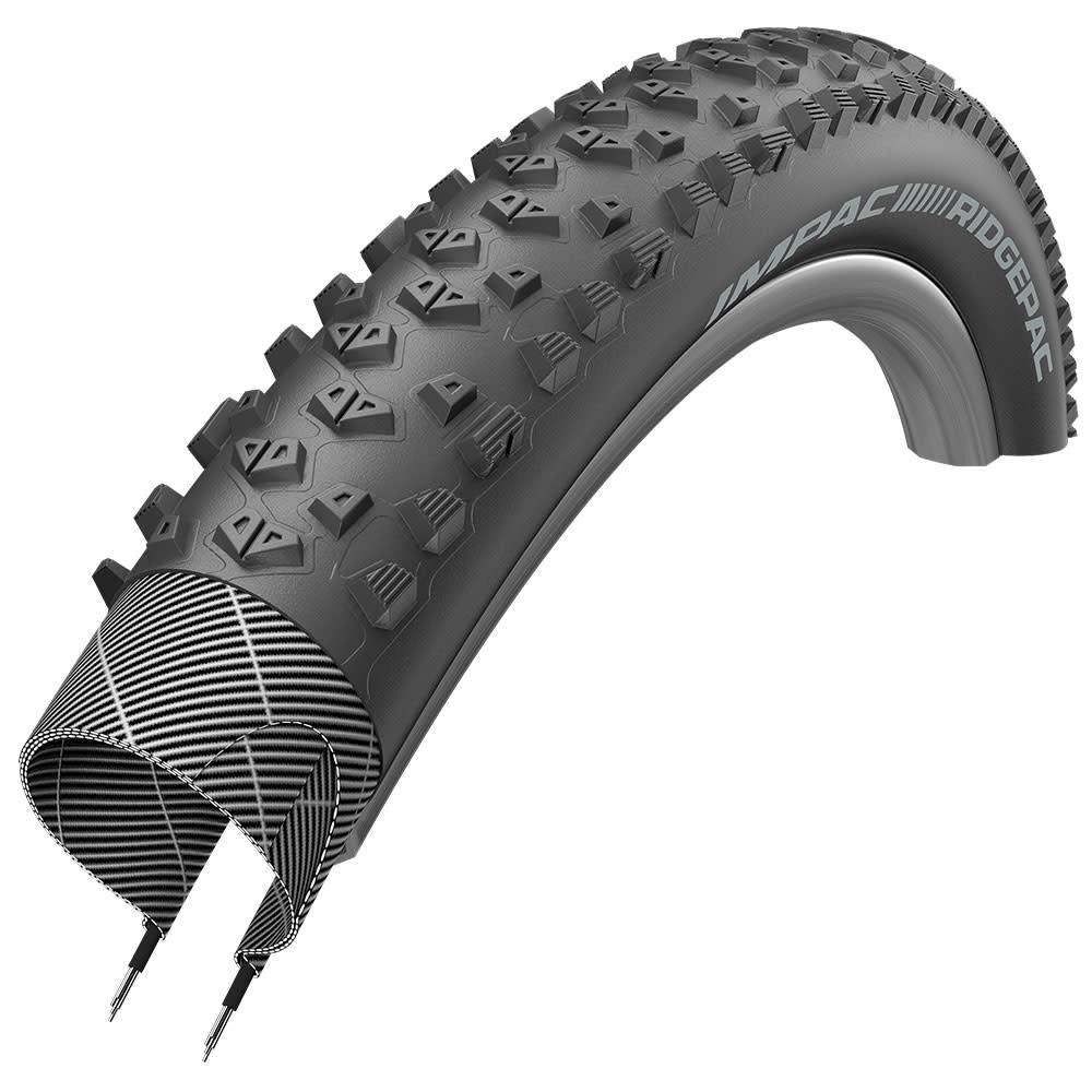 "Impac Ridgepac - 27.5 x 2.25"" MTB Tyre in Black"