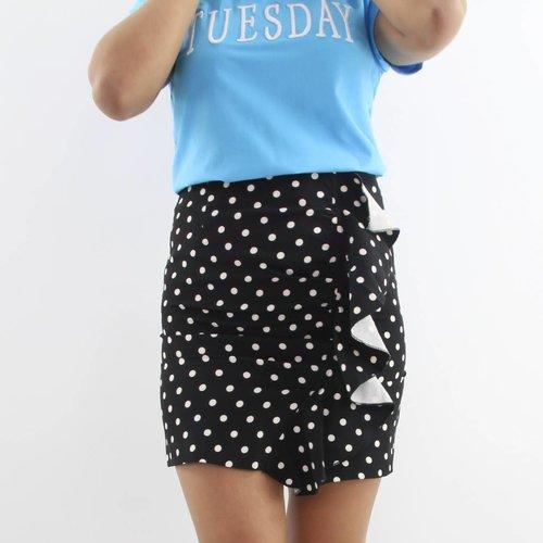 Eight Big dots skirt