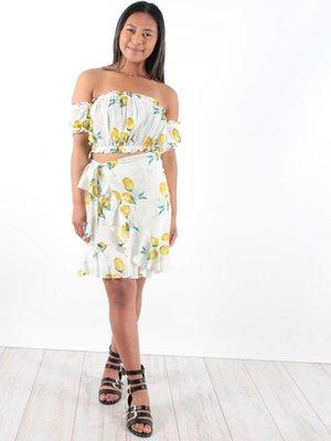 Eight Lemonade skirt