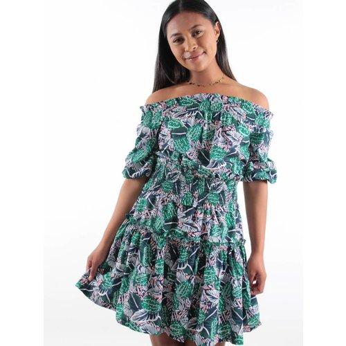 Ivivi Chance off shoulder dress