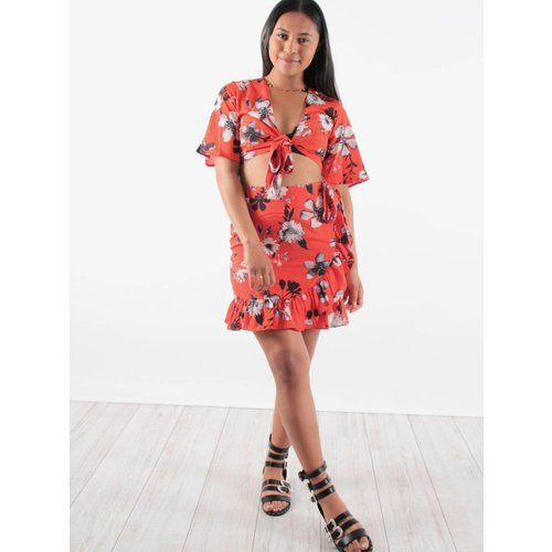Lucy Wang Flore top