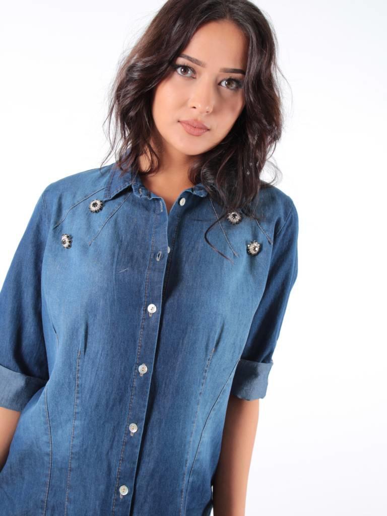 Miss Miss Blouse jeans