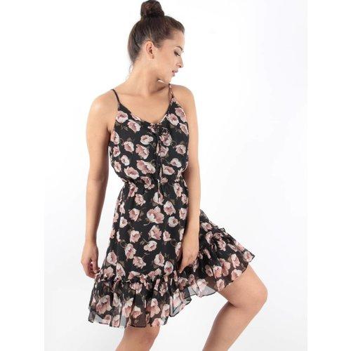 Ivivi Dress cute ruffle