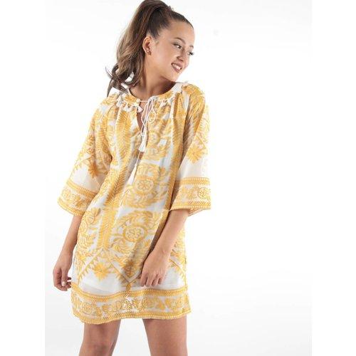 Lucy Wang Ibiza style dress