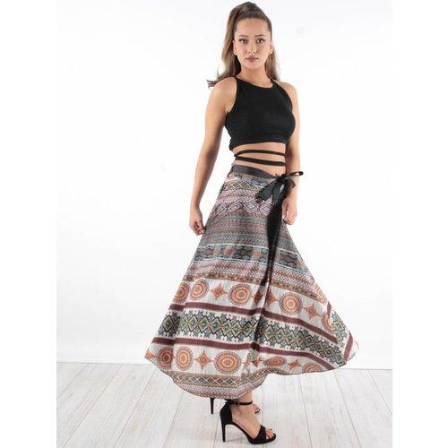 Maxi skirt etnic