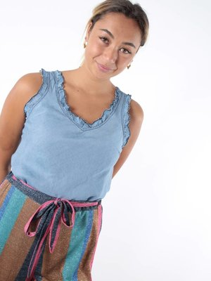 Complimento Jeans top