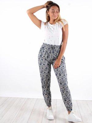 Ladylike Pants print