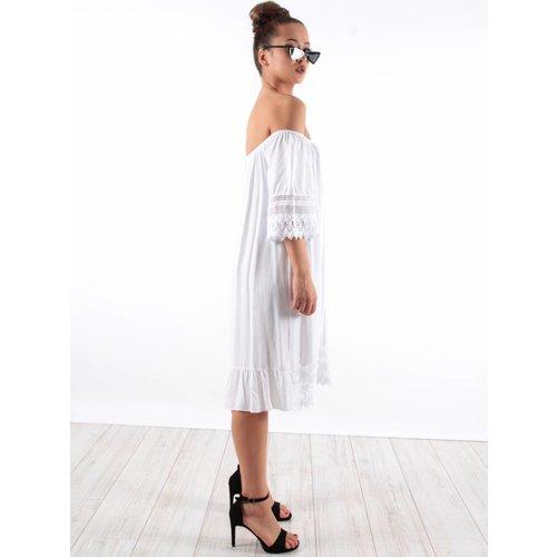 Complimento Dress white
