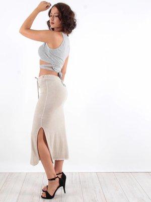 Complimento Skirt beige soft
