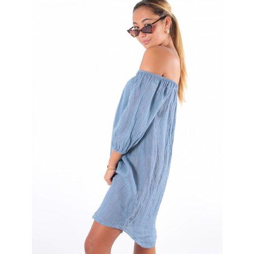 Complimento Dress Nassau beach