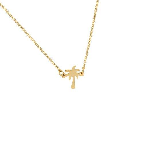 Yehwang Necklace palmtree