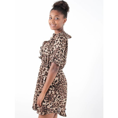 Vera & Lucy Nature leo dress