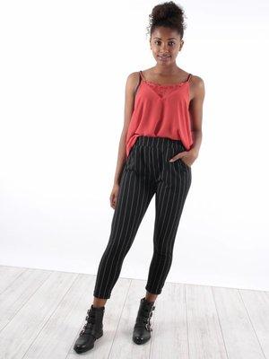Cherry Koko Pants small stripe