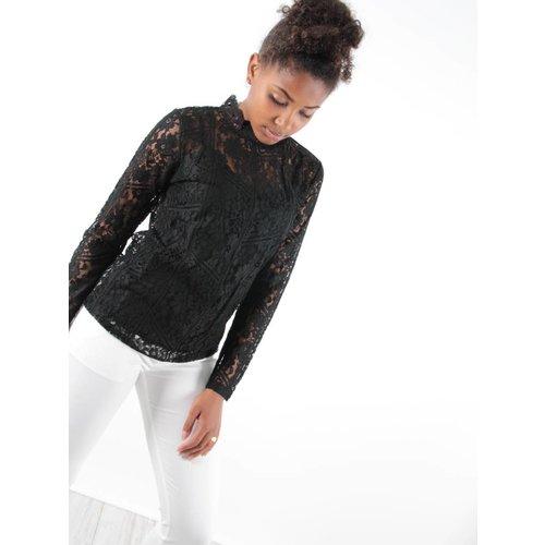 L&A Shirt lace