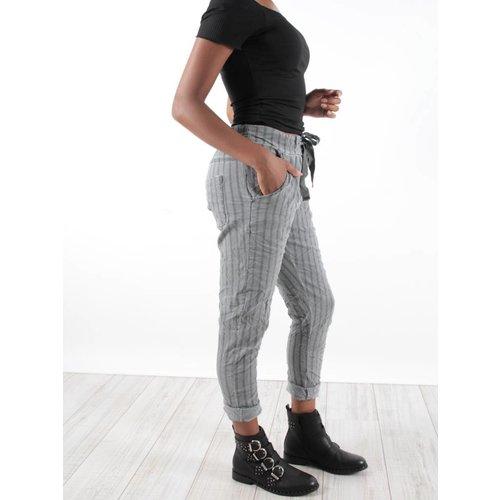 Blanco Studio Pants stripes