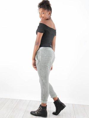 Ladylike Pants little stripe