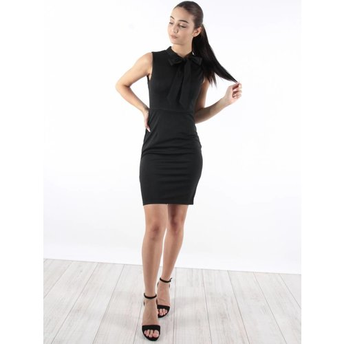 Drôle de Copine Dress classy me black