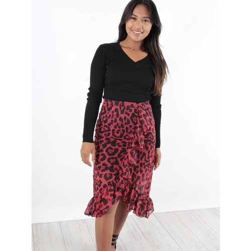 Ivivi Skirt leopard