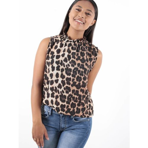 New Collection Tiger top