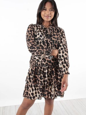 New Collection All tiger dress