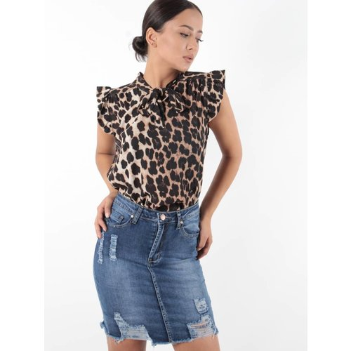 New Collection Tiger bow top