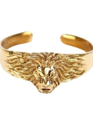 À la Lion cuff