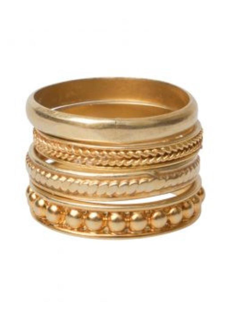 Ring set of four