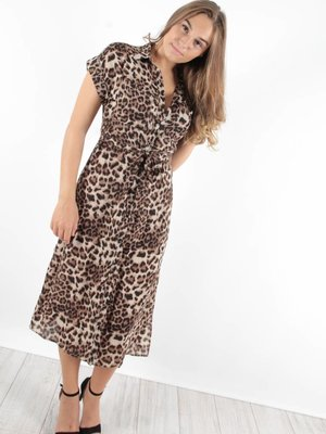 Vera & Lucy Long leo love dress