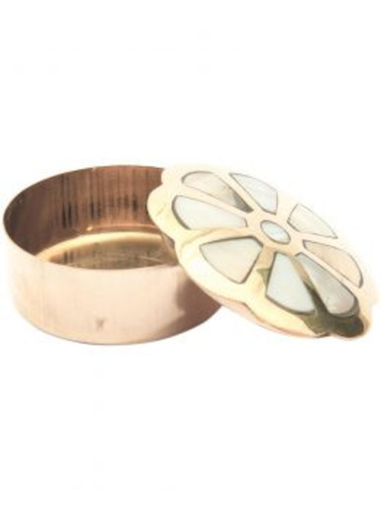 Flower ring-/teeth box