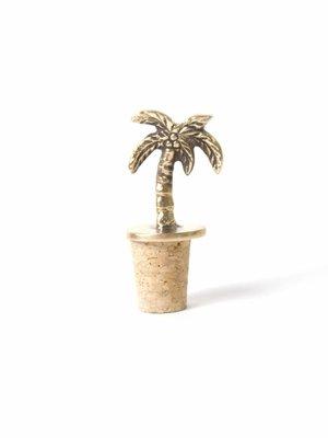 À la Palmtree bottle stopper