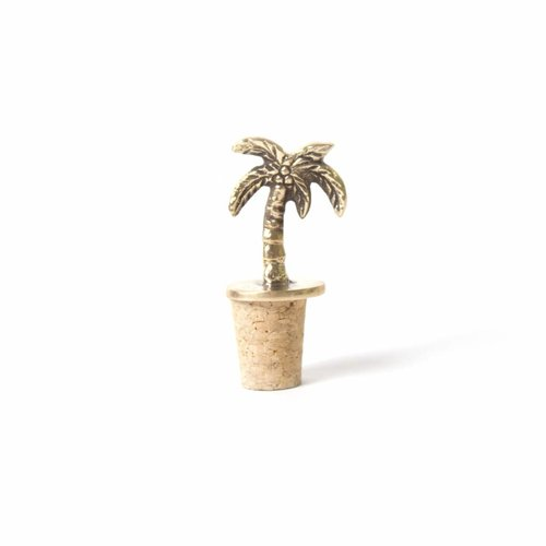 À la Palmtree bottle stopper