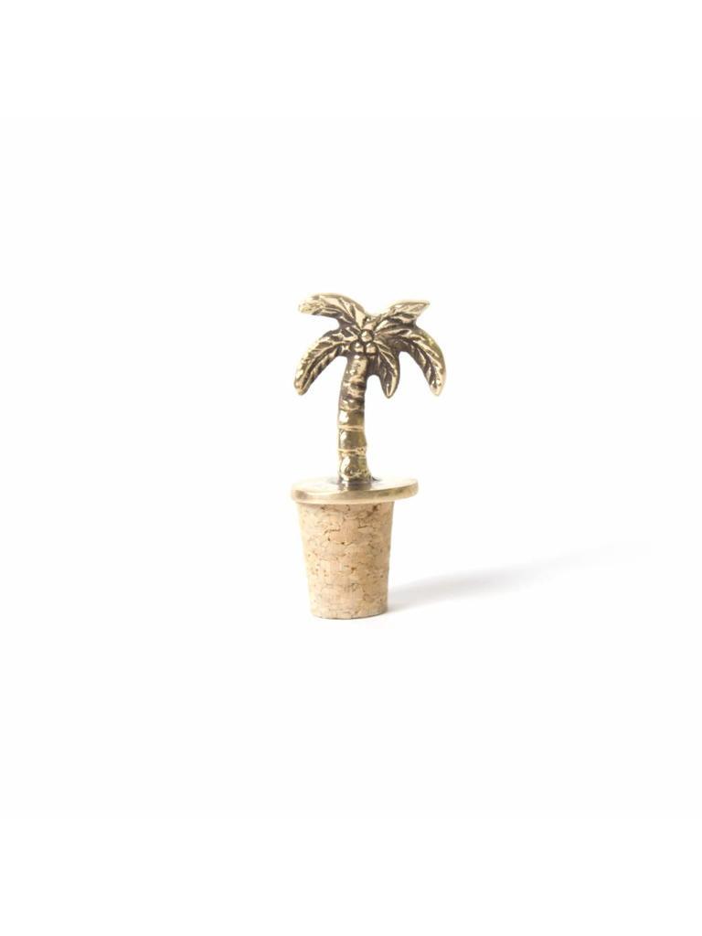 Palmtree bottle stopper