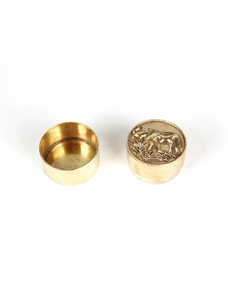 Leopard Ring-/Teeth Box Small