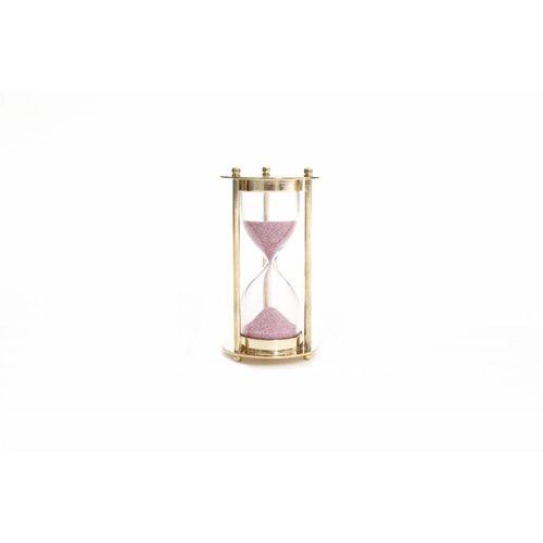 Hourglass Pink Sand