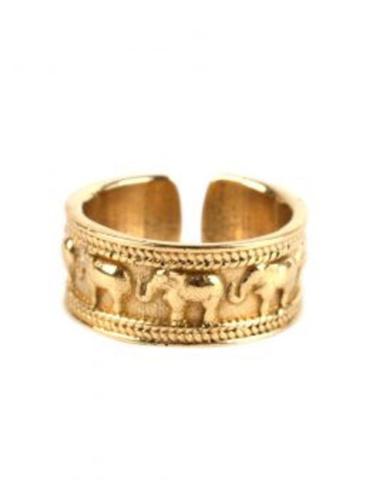 À la Elephant ring allover