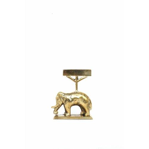 Elephant card holder