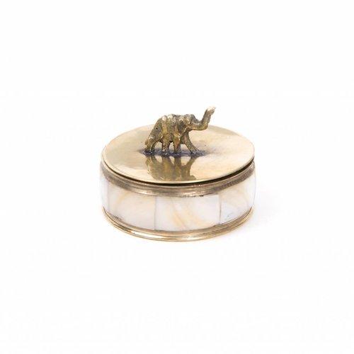 À la Ring / Teeth box with elephant