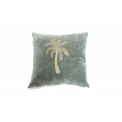 À la Velvet cushion cover