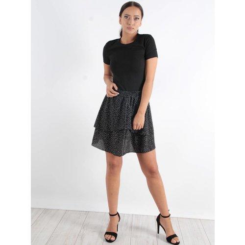 F.Fashion Ria dots skirt