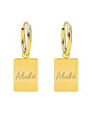 Yehwang Earrings Aloha