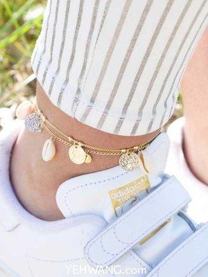 Yehwang Ankle bracelets Caesar
