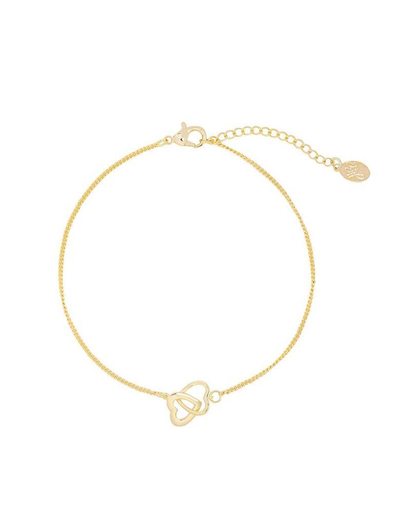 Yehwang Bracelets two hearts
