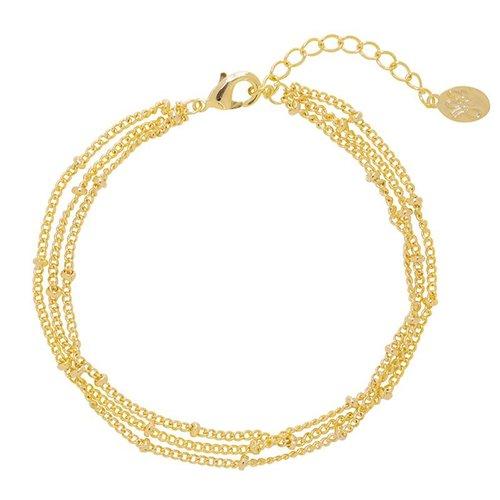 Yehwang Bracelets little dots layers