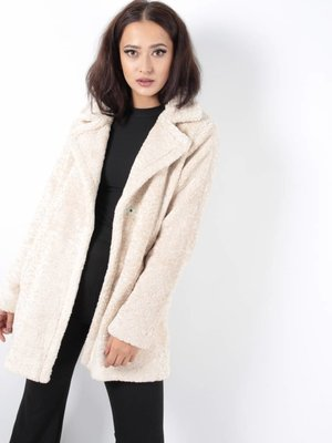 Escandelle Teddy coat