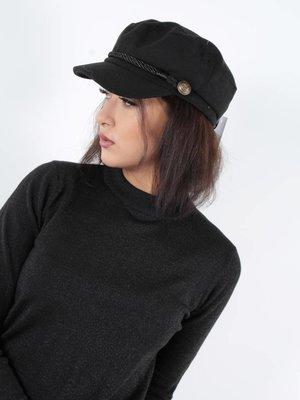 Ladylike Wave sailor cap