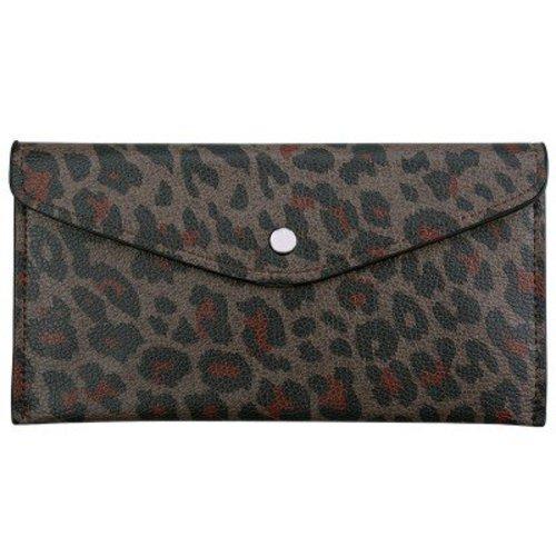 Yehwang Purse envelope leopard