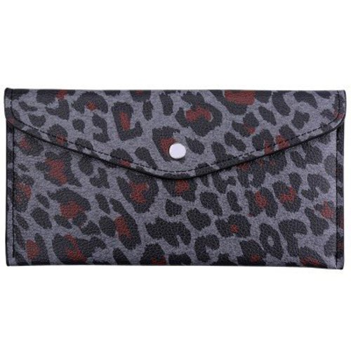 Yehwang Purse envelope leopard