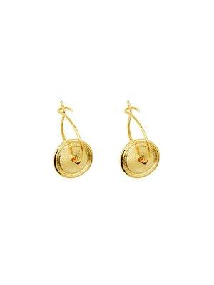 Yehwang Earrings disk