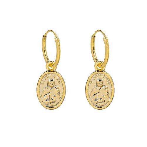 Yehwang Earrings The Mary